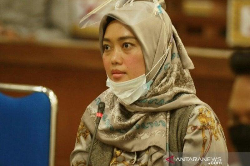 Wagub Lampung Chusnunia Chalim Membantah JPU KPK, Simak Kalimatnya - JPNN.com