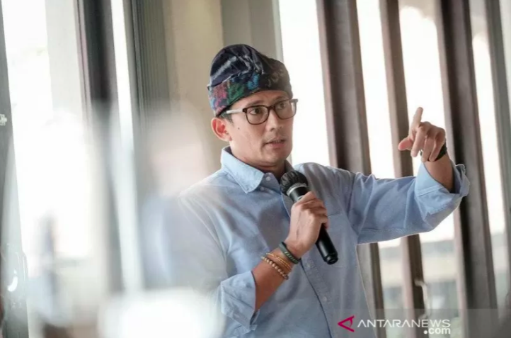 Menparekraf Sandiaga Uno Bertemu Ahmad Dhani, Bahas Apa? - JPNN.com