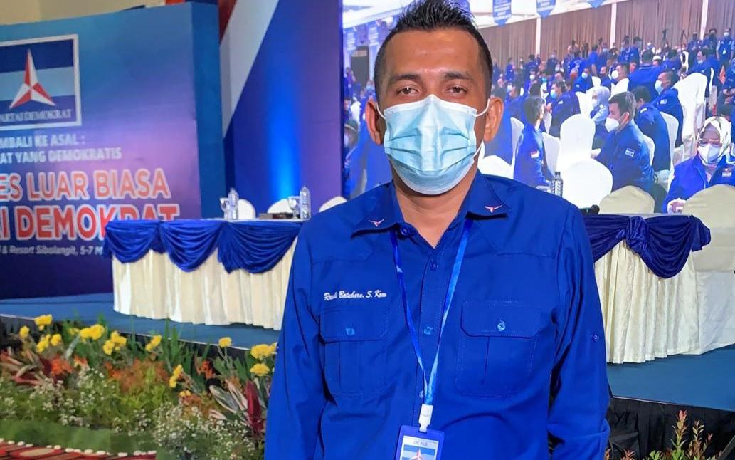 Ramli Batubara Jawab Tudingan AHY soal Peserta KLB Demokrat, Tegas - JPNN.com