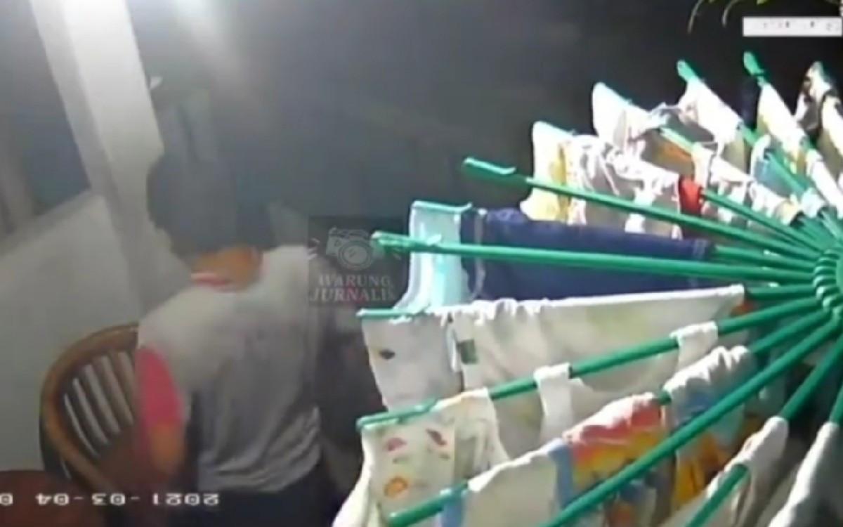 Pencuri Pakaian Dalam Wanita Ini Dibebaskan Polisi, Oh Ternyata - JPNN.com