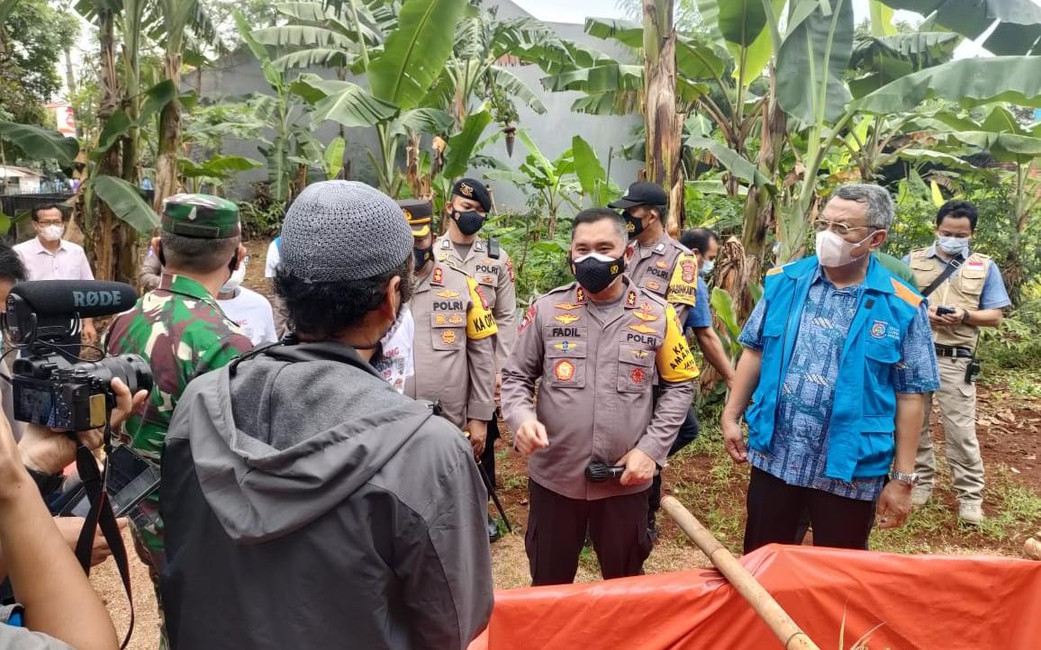 Irjen Fadil akan Beri Pelatihan Cara Melacak Penyebaran Covid-19 di Kampung Tangguh - JPNN.com