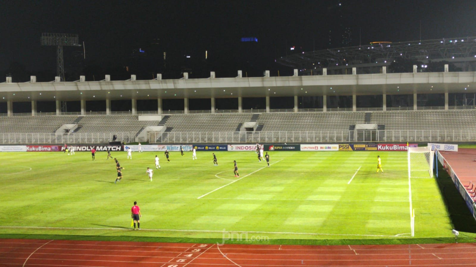 Skor Timnas U-23 vs Bali United 3-1, Tetapi Shin Tae Yong Belum Puas - JPNN.com