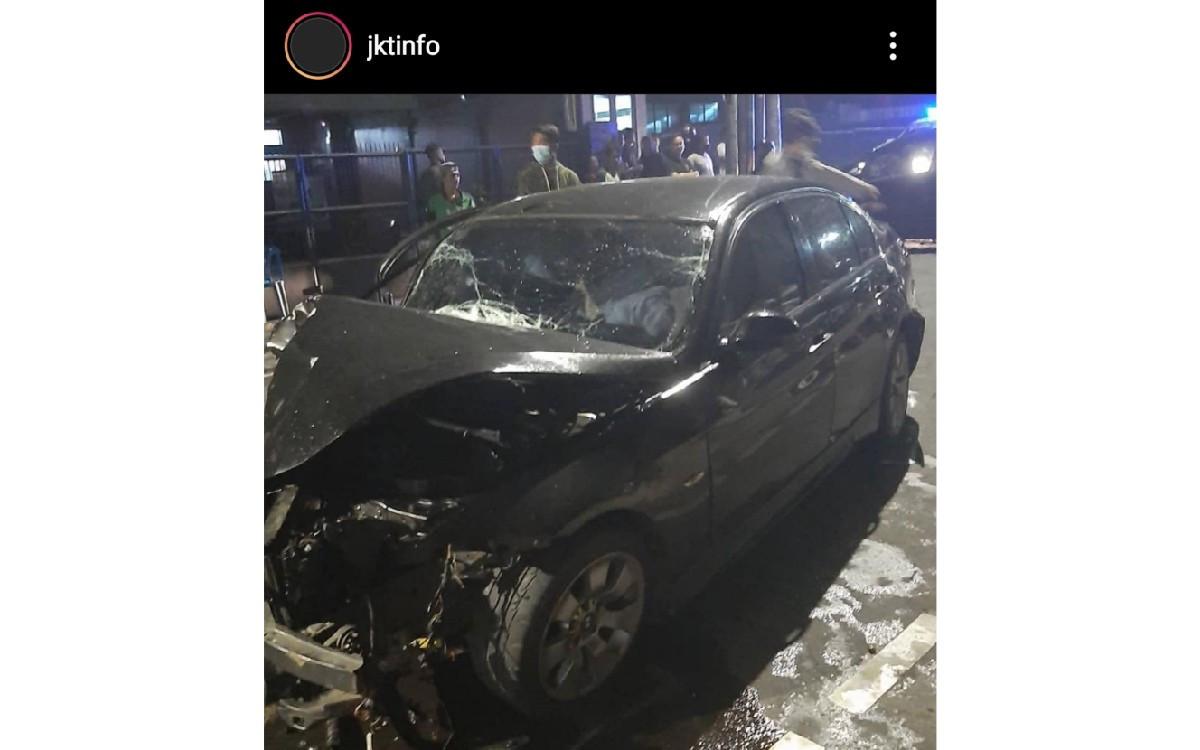 Kecelakaan Mobil di Cilandak, Aldi dan Ziyad Turut Kena Imbasnya - JPNN.com