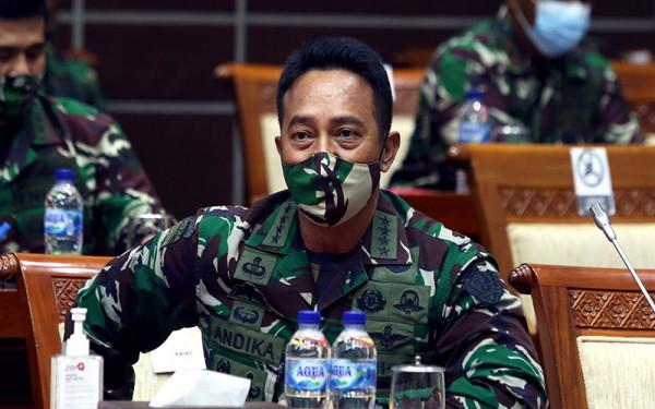 Perintah Jenderal Andika, Kopka Ade Langsung Dijemput - JPNN.com