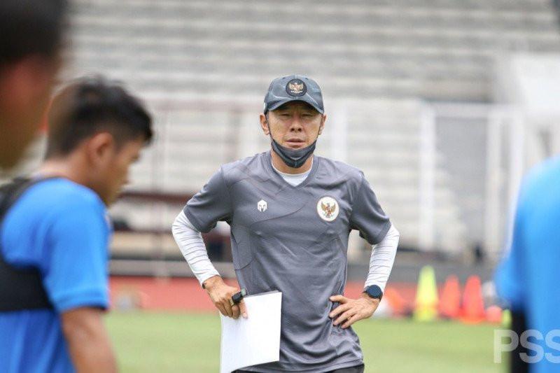 Sinyalemen dari Shin Tae-yong soal Nama Pemain untuk Kualifikasi Piala Dunia - JPNN.com