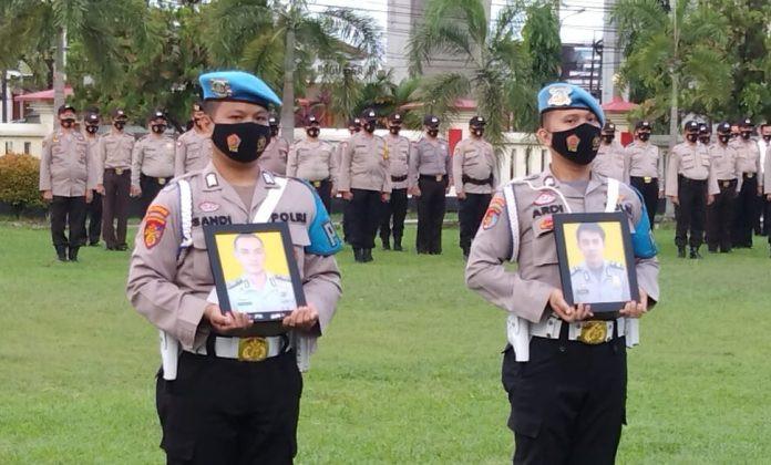 Berulah Lagi, Aipda Muhammad Ibrahim dan Brigadir Rengki Dipecat dengan Tidak Hormat - JPNN.com
