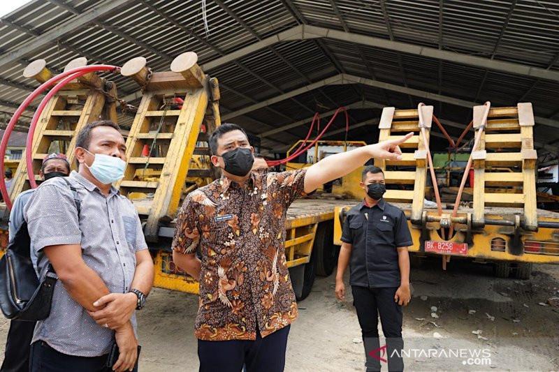 Lihat Penampilan Bobby Nasution, Ada yang Membuatnya Sangat Heran - JPNN.com