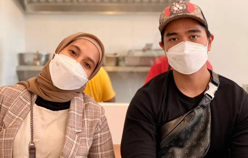 Kaesang Disebut Kena Pelet, Nadya Arifta Langsung Bereaksi - JPNN.com