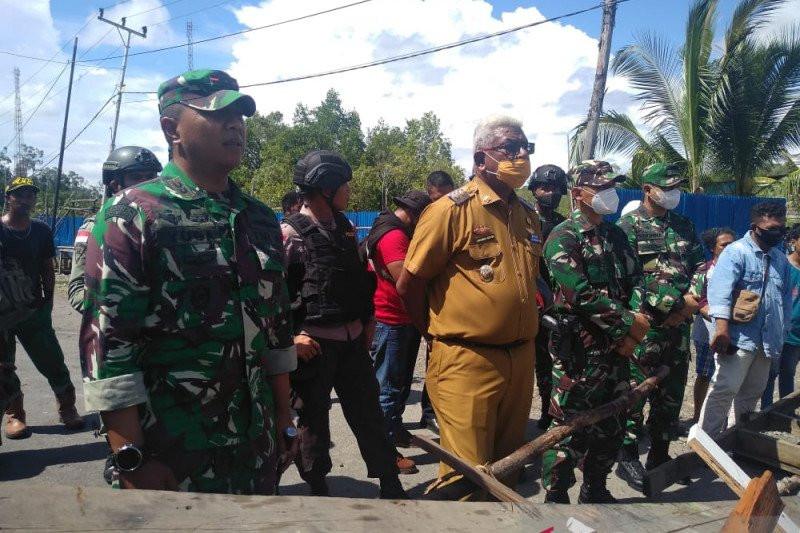 Andreas Terkena Tembakan di Dada Tembus Punggung, Ayahnya Minta Ganti Rugi Rp5 Miliar - JPNN.com