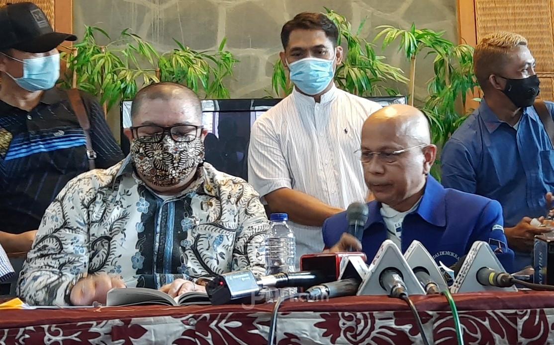 Konon Bang Razman Mendapatkan Ancaman setelah Mundur dari Kubu Moeldoko - JPNN.com