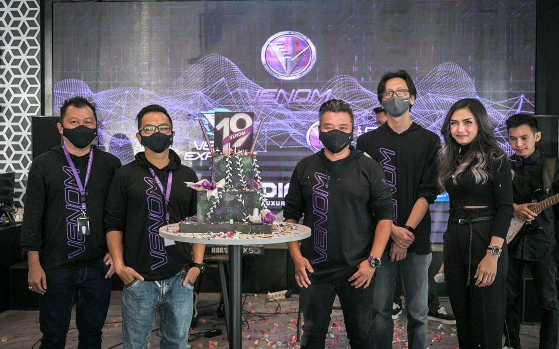 Venom Rilis 2 Prosesor Pandora untuk Pencinta Modifikasi Audio Mobil - JPNN.com