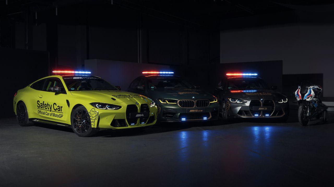 4 Kendaraan Safety Car BMW Ini Siap Kawal Jalannya MotoGP 2021 - JPNN.com