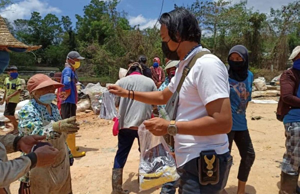 Bripka Zulham, Polisi Gondrong Itu jadi Buah Bibir di Tanjungpinang - JPNN.com