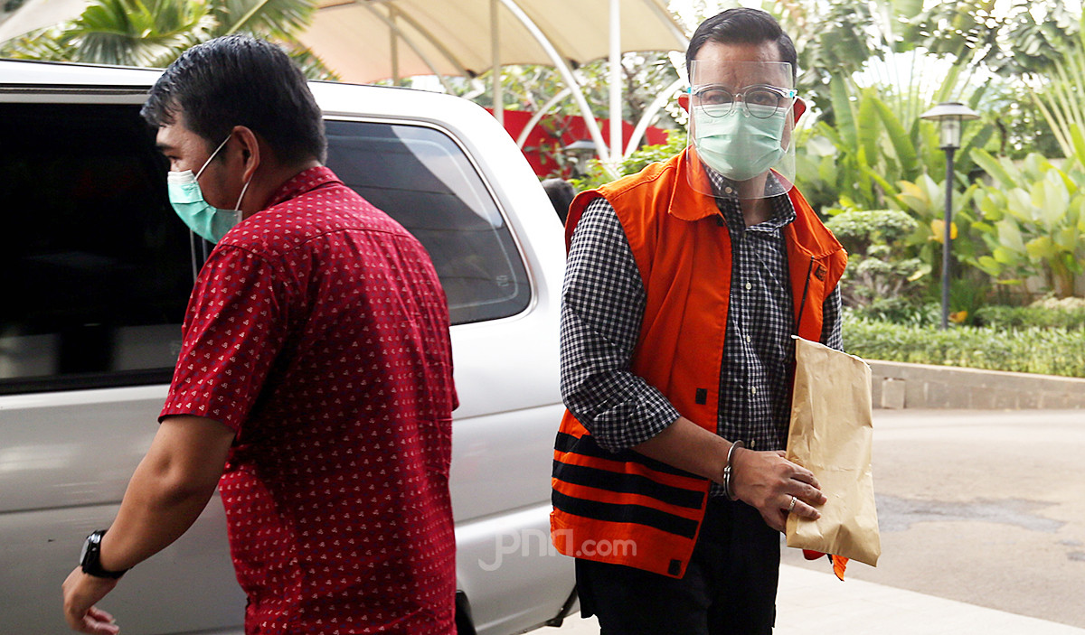 Jaksa KPK Ungkap 11 Nama Penerima Uang Suap Bansos Covid-19 - JPNN.com