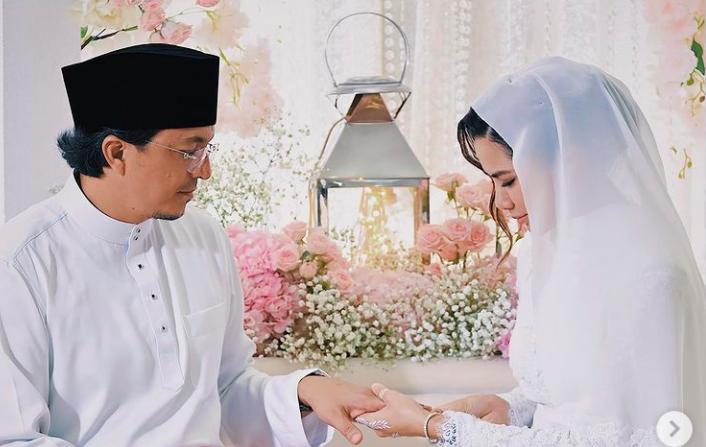 Inilah Sosok Istri Baru dari Mantan Suami Laudya Cynthia Bella, Janda Kaya Raya Malaysia - JPNN.com