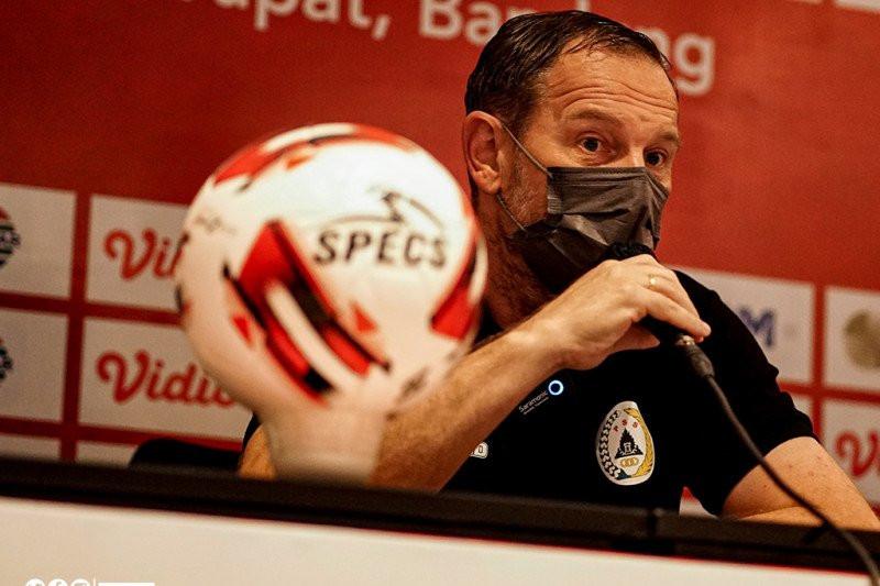 PSS vs Arema FC: Dejan Minta Super Elja Main Lebih Efektif - JPNN.com