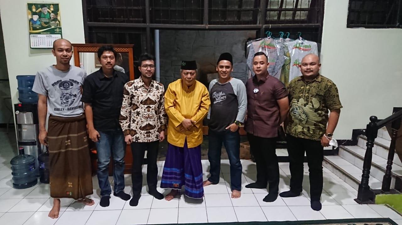 Sambangi Kiai NU, Ronny Bara Minta Doa untuk KNPI DKI - JPNN.com