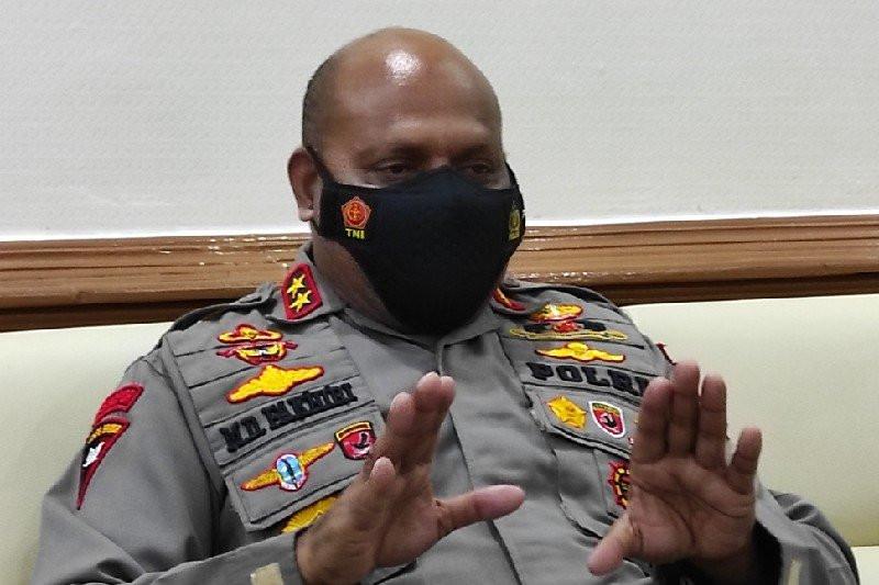 KKB Kejam, Irjen Fakhiri Menyampaikan Perintah kepada Pasukan di Beoga - JPNN.com