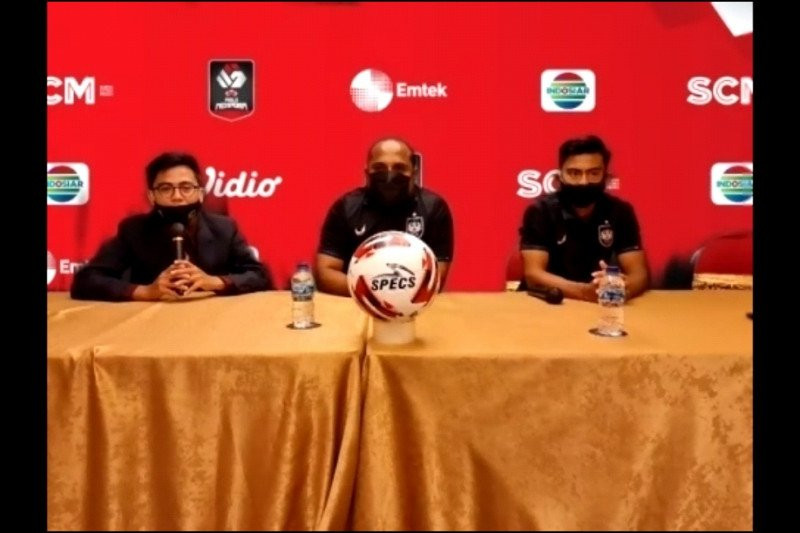 PSIS vs Persiraja 3-1, Imran Nahumarury Singgung Bruno Silva - JPNN.com