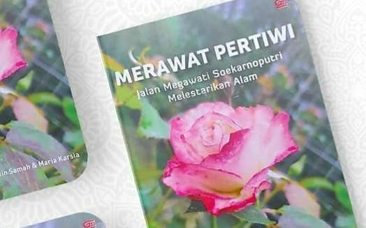 PDIP Luncurkan Buku Jalan Megawati Soekarnoputri Melestarikan Alam - JPNN.com