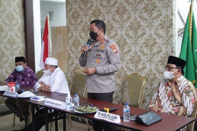 Irjen Nana Sudjana: Semoga Keberadaan Saya Bermanfaat Bagi Masyarakat Sulut - JPNN.com