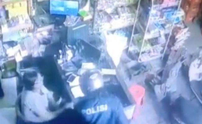 Perampok Pakai Jaket Bertuliskan Polisi, Iptu Wibowo Bilang Ada yang Janggal - JPNN.com