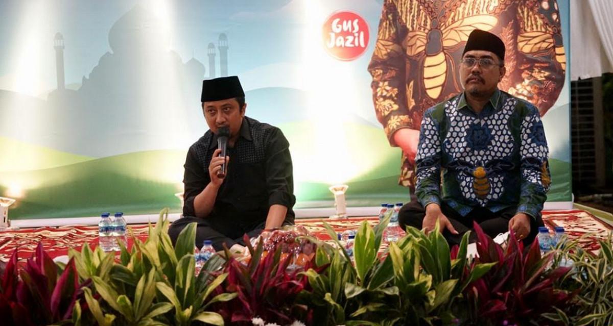 Hadapi Konferwil NU DKI, UYM Doakan Gus Jazil - JPNN.com