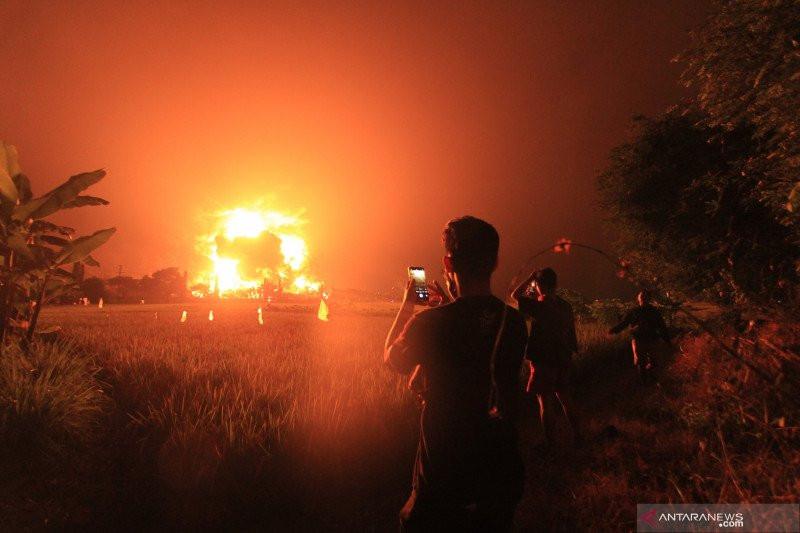Komjen Agus Membeber Fakta Baru soal Kebakaran Kilang Balongan Milik Pertamina - JPNN.com
