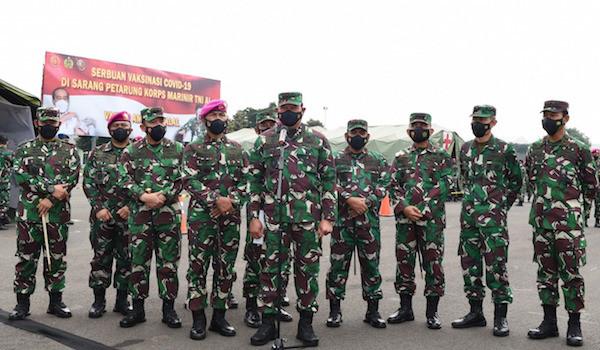 Laksamana Yudo Sampaikan Instruksi Panglima TNI Soal Serbuan, Bulan April Harus Tuntas - JPNN.com
