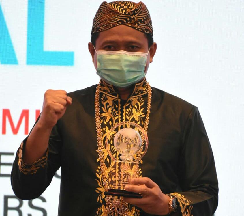 Pemkab Sumedang Makin Moncer di Tingkat Nasional - JPNN.com