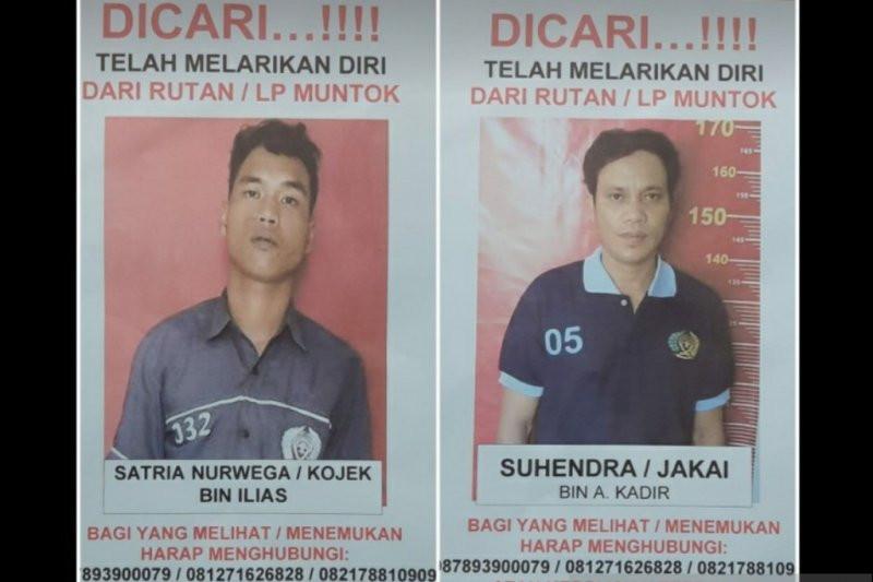 Begini Cara Satria Nurwega dan Hendra Kabur dari Rutan, Waduh! - JPNN.com