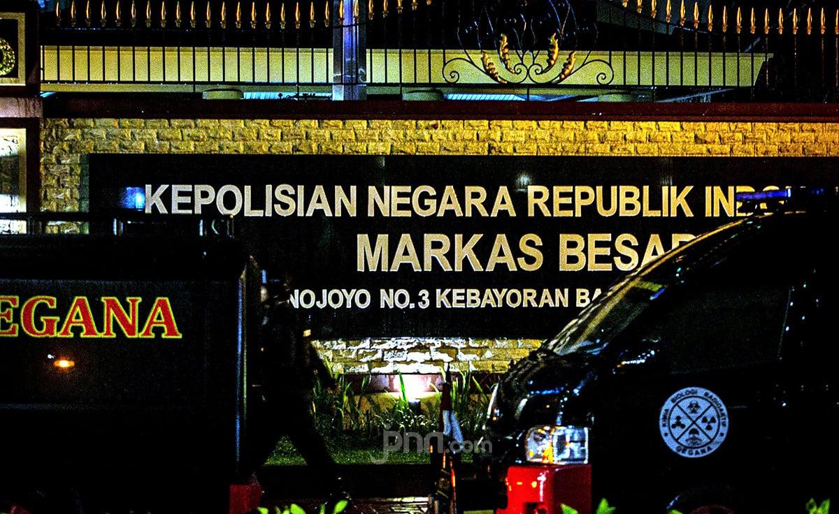 Mabes Polri Pastikan 2 Penembak Laskar FPI Berstatus Polisi Aktif - JPNN.com