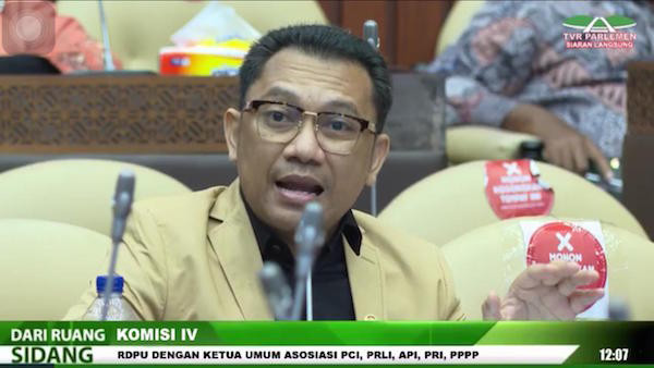 Ansy Lema Laporkan Kinerja Satu Setengah Tahun Sebagai Anggota DPR RI - JPNN.com
