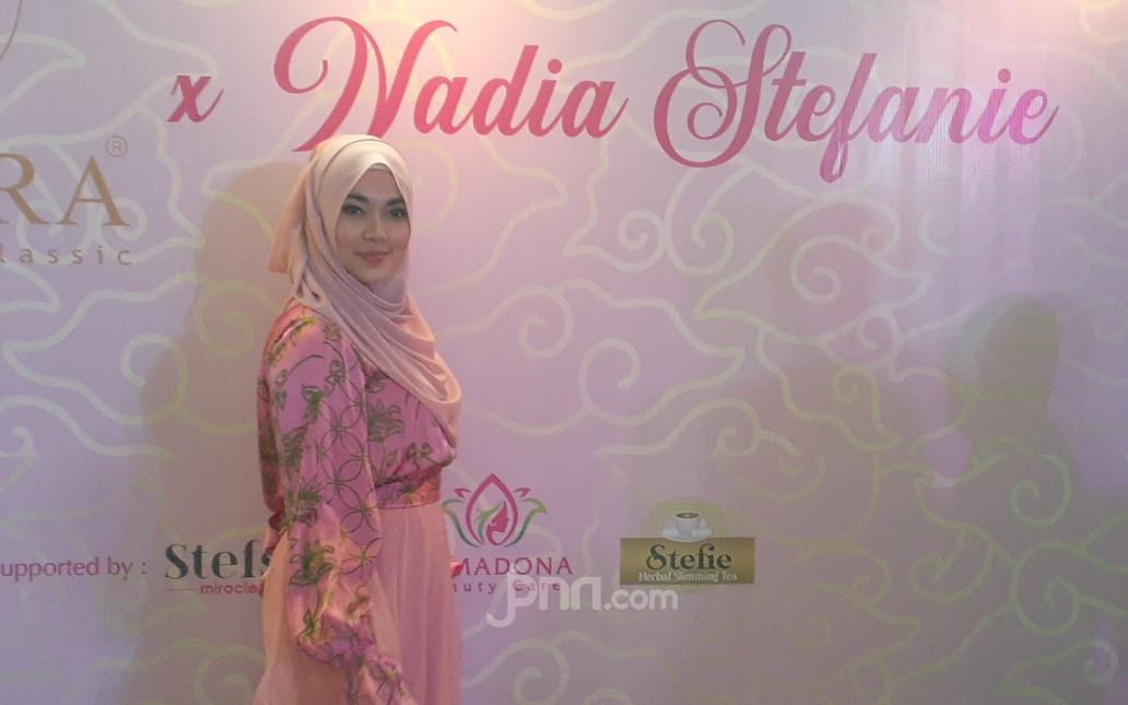 Bintang Sinetron Saras 008, Nadia Stefanie Mencoba Peruntungan di Industri Fesyen - JPNN.com
