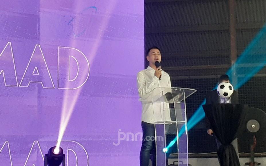 Raffi Ahmad Bakal Ajak Siwon Super Junior Main Bola? - JPNN.com