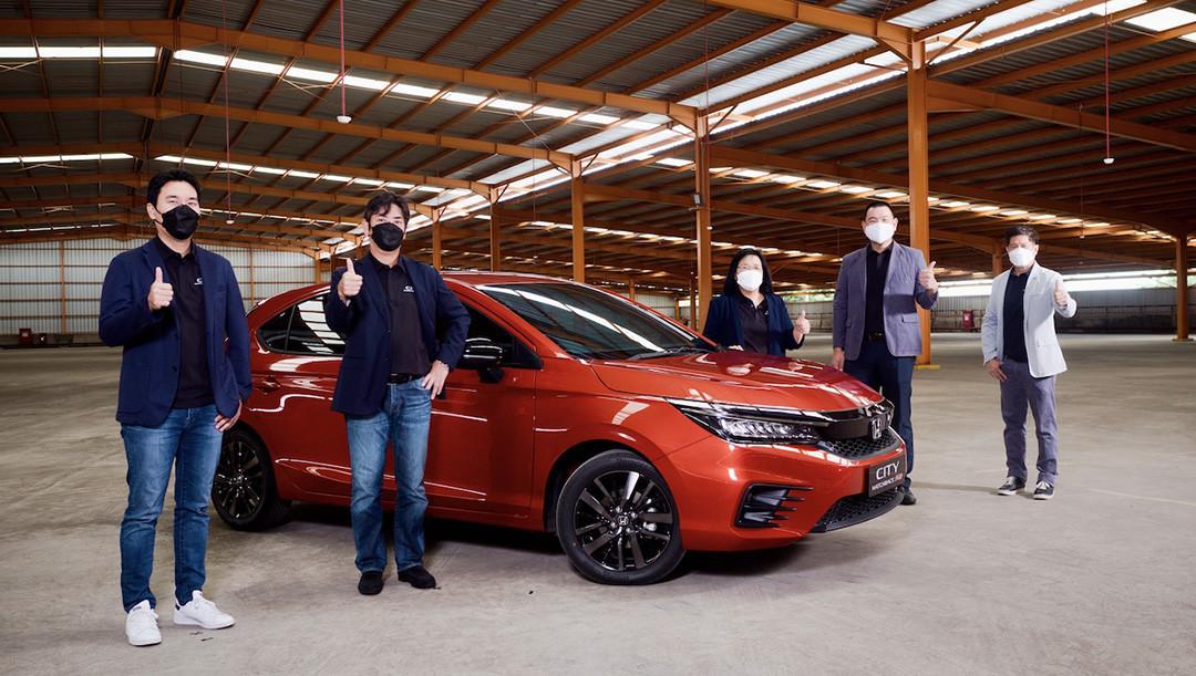 HPM Umumkan Harga City Hatchback RS, Ini Rinciannya - JPNN.com