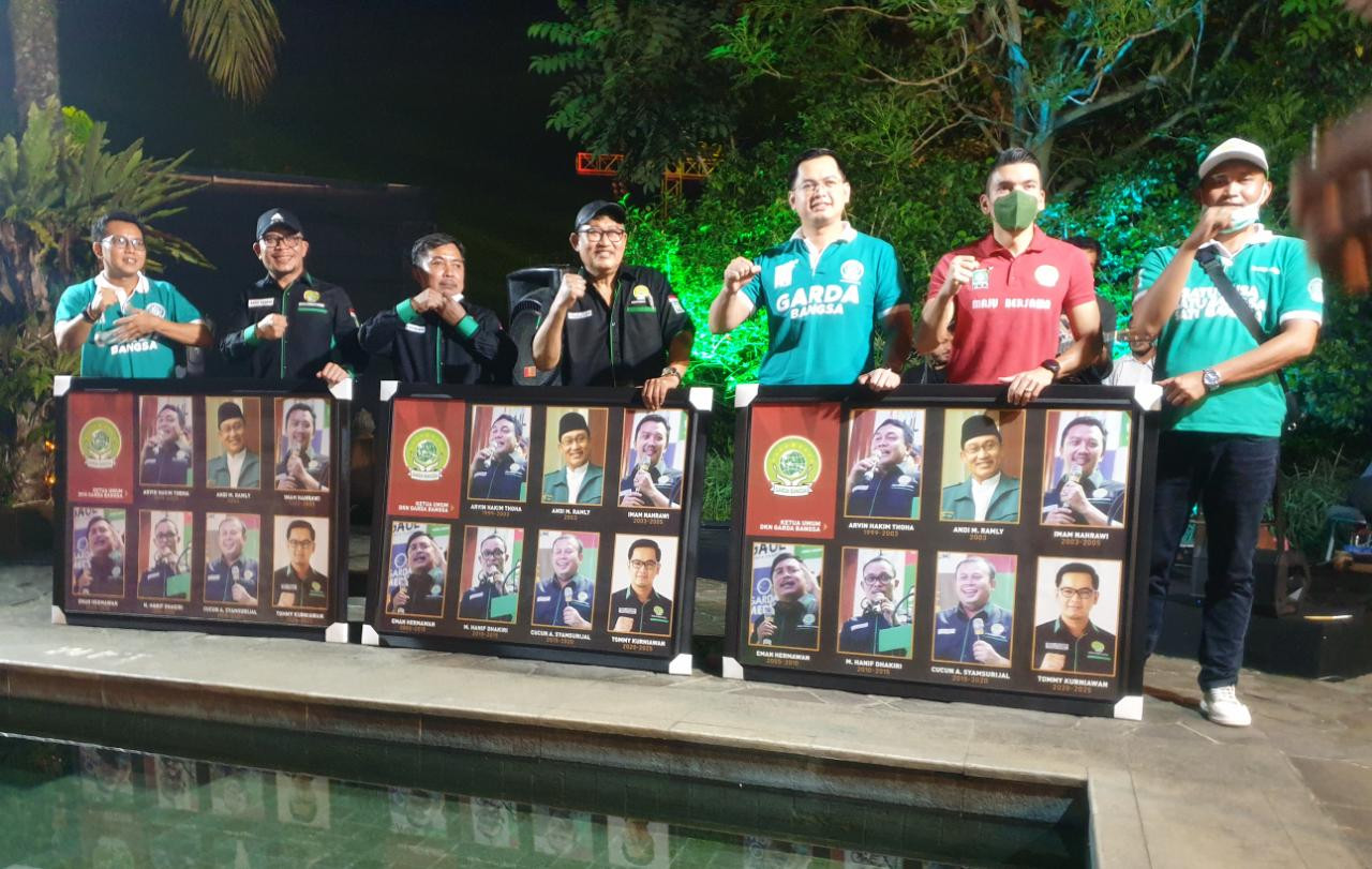 Gelar Mukernas, Garda Bangsa PKB Berkomitmen Merekrut Satu Juta Kader Internal - JPNN.com