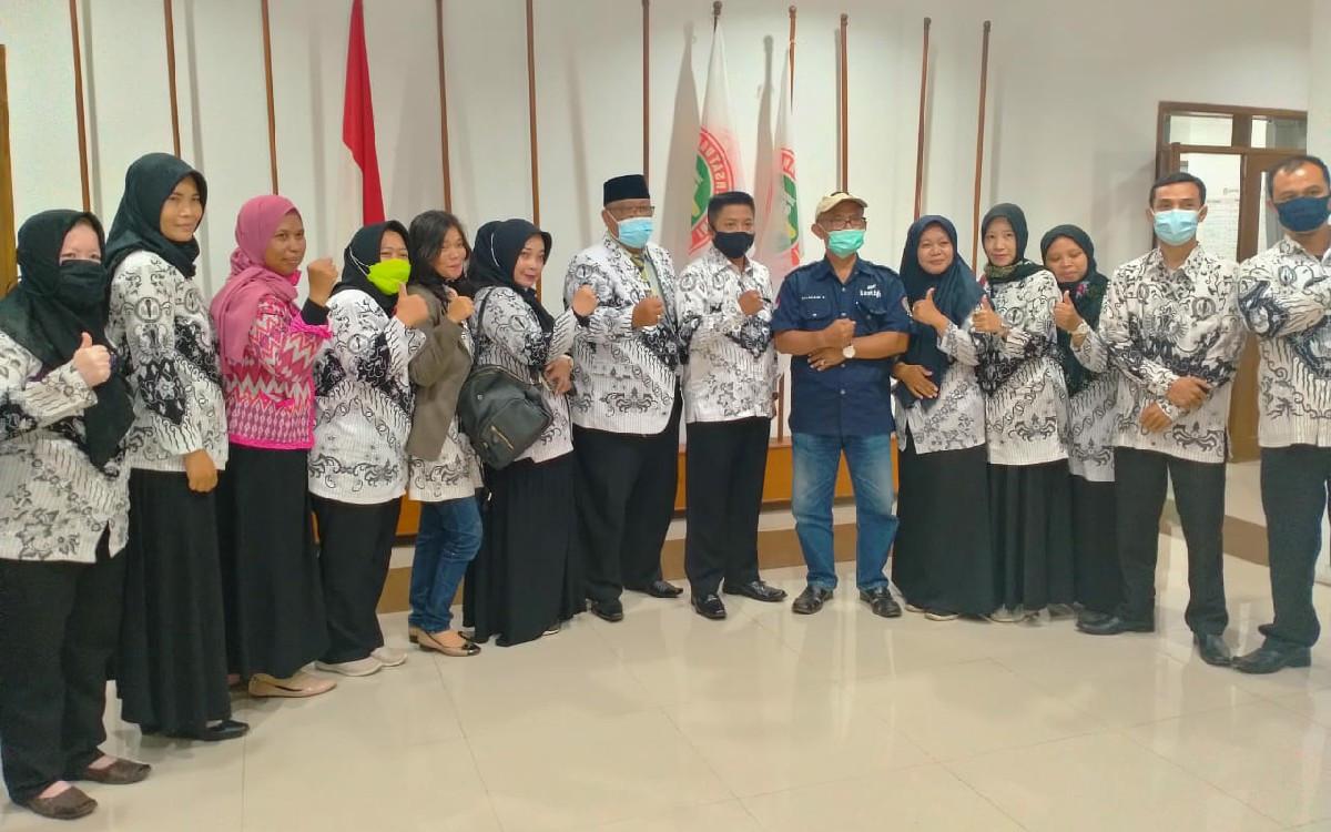 Penerbitan Keppres Agar Diangkat Jadi PNS, Sebut Ketua GTKHNK35