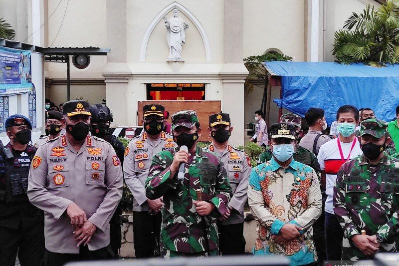 Panglima TNI: Pembangunan Posko Komando Taktis Mencegah Gerakan Teroris - JPNN.com