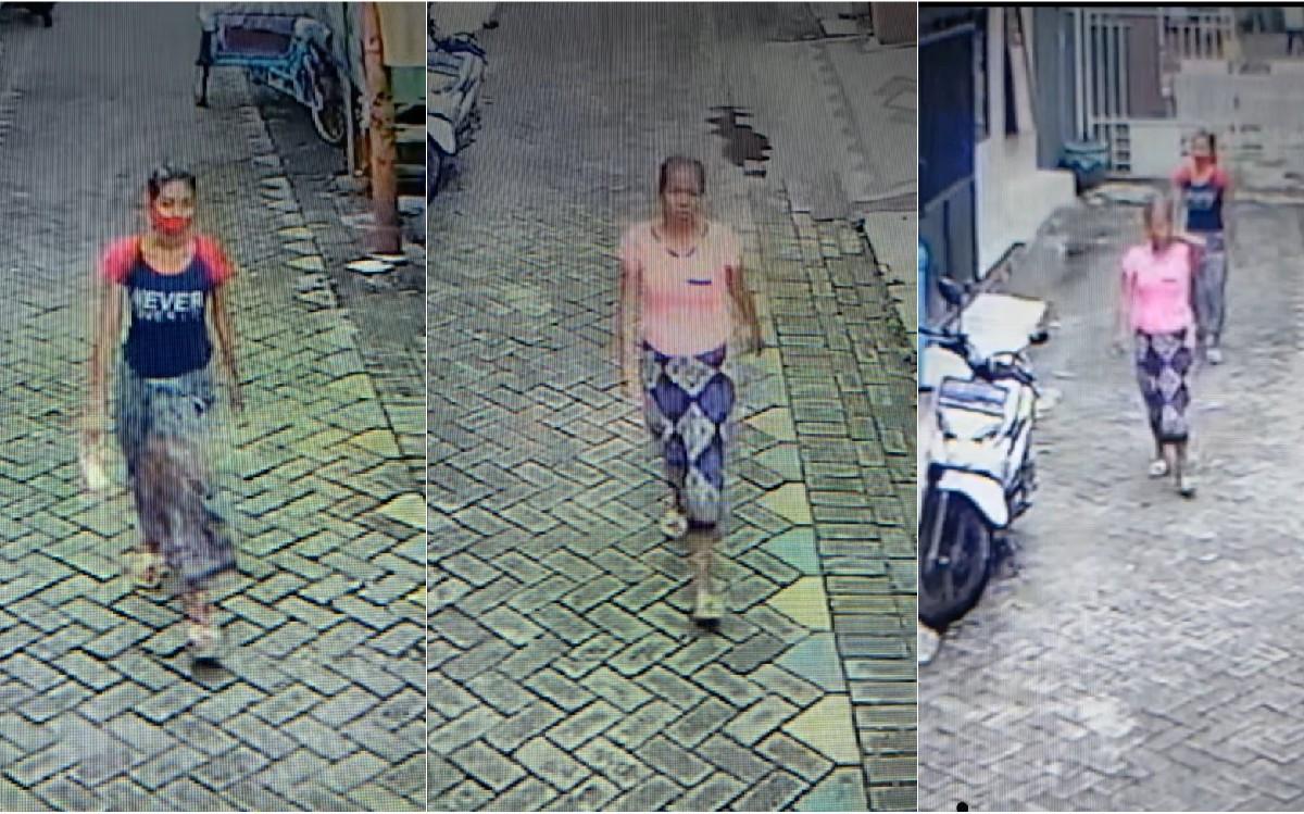 Kalau Ada yang Melihat 2 Wanita Ini Langsung Hubungi Polisi, Bahaya - JPNN.com
