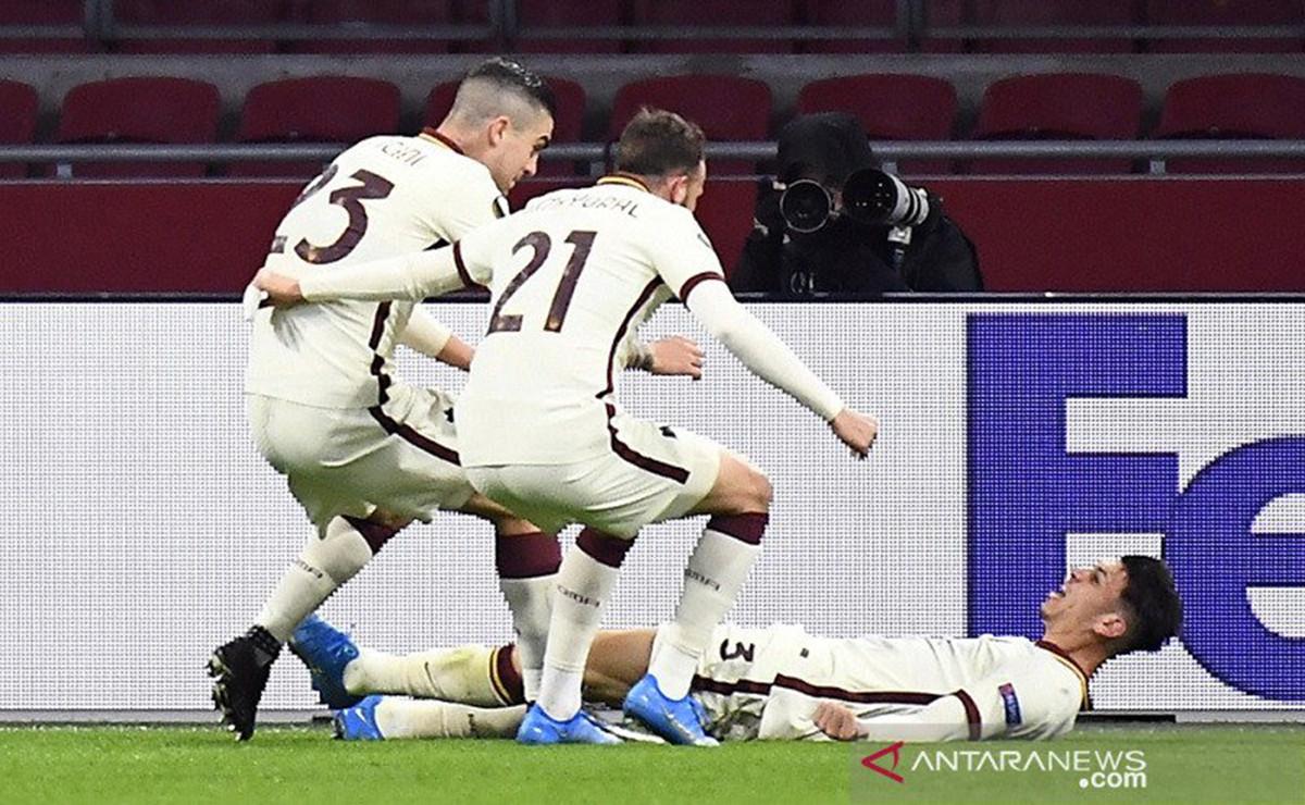 AS Roma dan Villarreal Berjaya di Kandang Lawan - JPNN.com