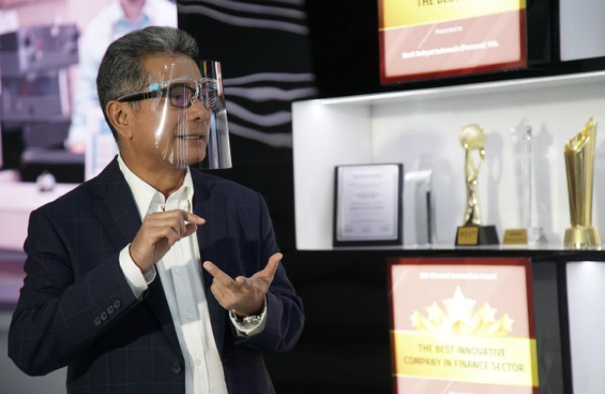 BRI Sabet Sederet Penghargaan Pada Malam Anugerah BUMN 2021, Berikut Daftarnya.... - JPNN.com