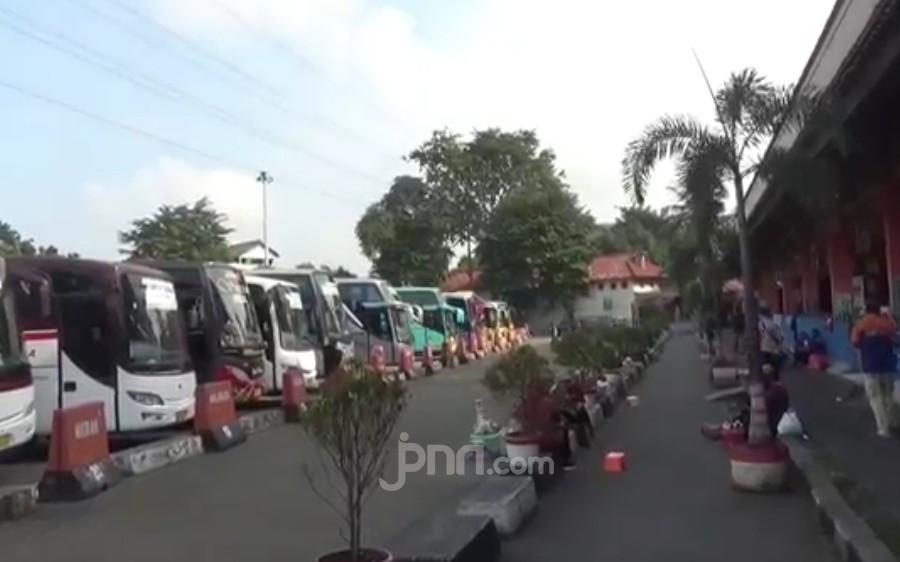 Menjelang Larangan Mudik, Sebegini Harga Tiket Bus Jakarta-Jawa Tengah - JPNN.com