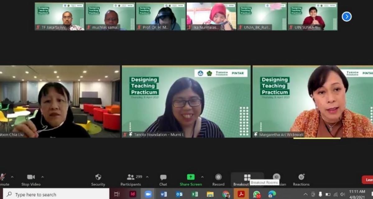 Tanoto Gandeng NIE Singapura Ciptakan Guru Berkelas Dunia - JPNN.com