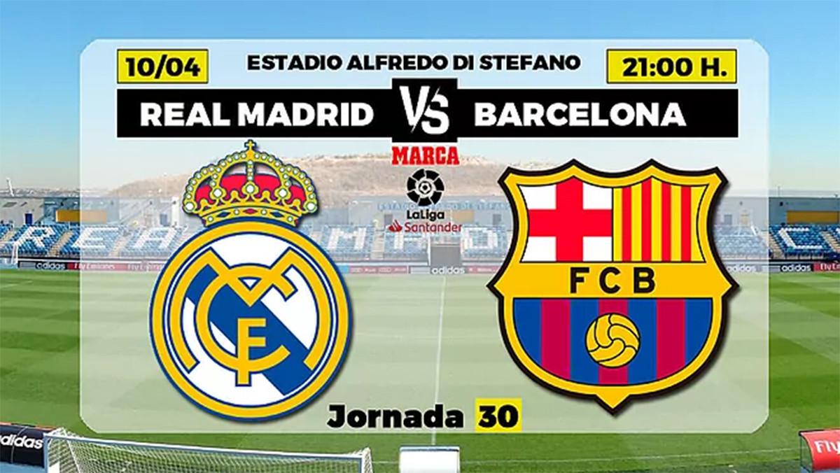Prediksi dan Skuad Real Madrid Vs Barcelona