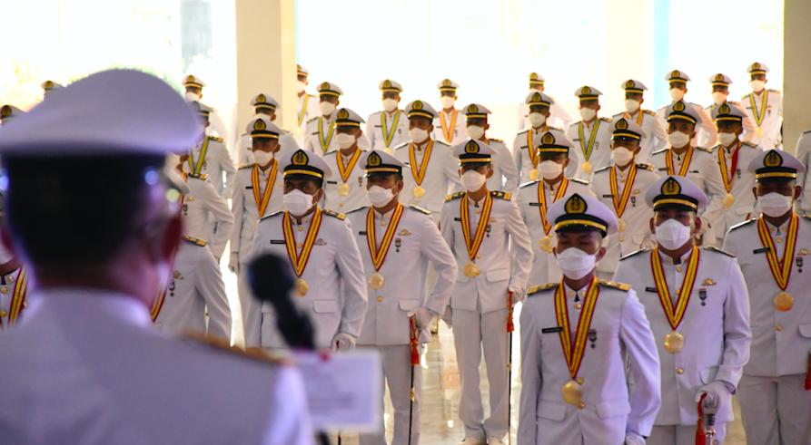 143 Perwira Pelayaran Niaga Dilantik Hari Ini - JPNN.com