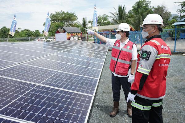 Keren, Indika Energy Kembangkan Proyek PLTS di Kideco Paser Kaltim - JPNN.com