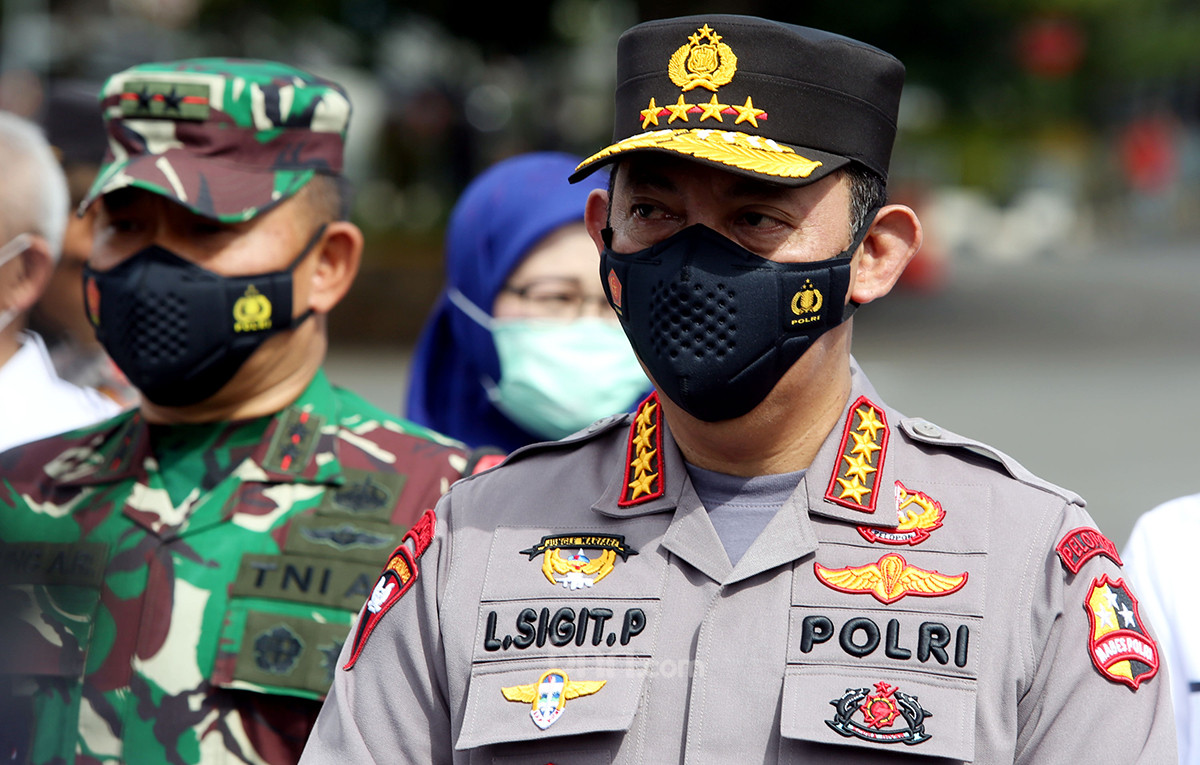 Jenderal Listyo: Saya Sudah Menghitung, Pasti Angkanya Naik Sangat Tinggi - JPNN.com
