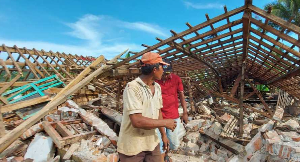 Keanehan Sebelum Gempa Malang, Biasanya Kakek Titip Permen - JPNN.com