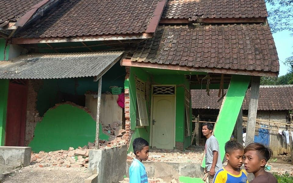 8 Orang Meninggal dan Ribuan Rumah Rusak Akibat Gempa Malang, Begini Rinciannya - JPNN.com